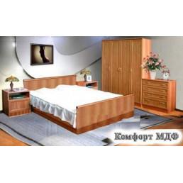 Спальня Комфорт МДФ