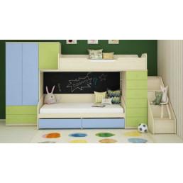 Детская двухъярусная кровать Н-2