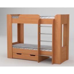 Детская двухъярусная кровать Твикс 2