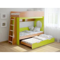 Детская двухъярусная кровать Стиль