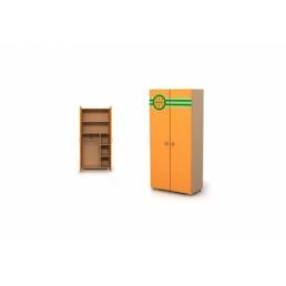 Двуxдверный шкаф