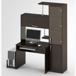 Стол компьютерный с надставкой СК-14