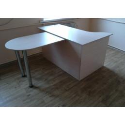 Стол с приставкой для совещаний