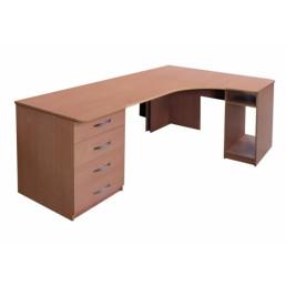 Угловой стол Рэтт