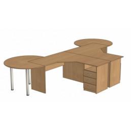 Стол для переговоров Угловой