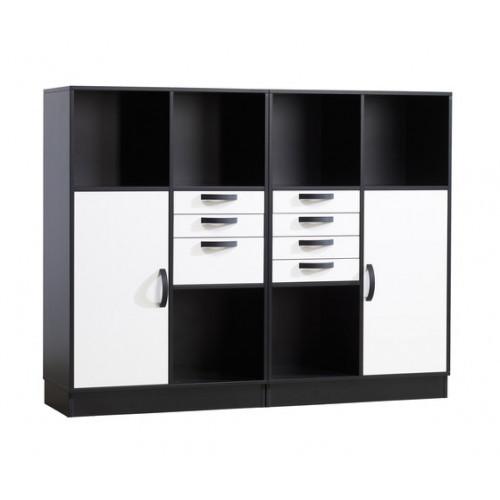 Комплект офисных шкафов для документов ШДК14