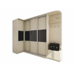 Угловой шкаф Композиция-87