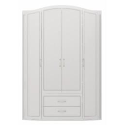 Виктория Шкаф для одежды 4-х дверный
