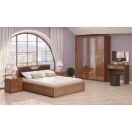 Спальня Лондон комплектация 1