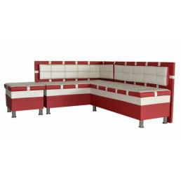 Кухонный угловой диван Чак-4