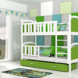 Двухъярусная кровать Ника