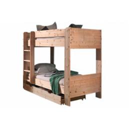 Детская двухъярусная кровать Лилия 2